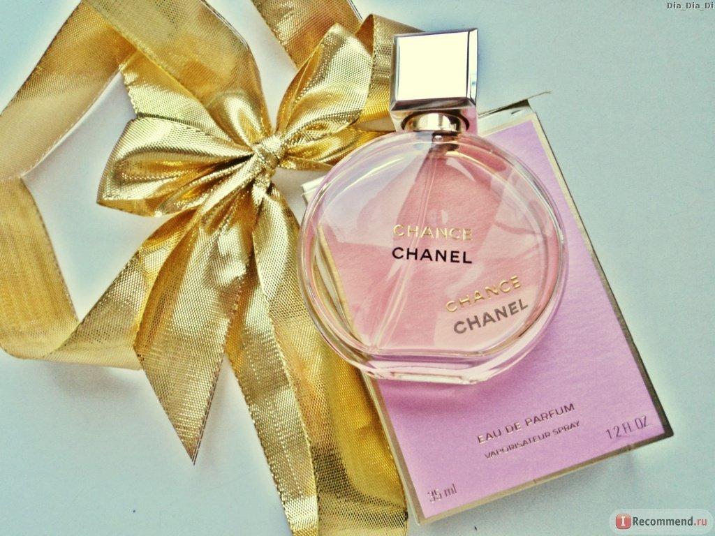 Chanel Chance - «Аромат истинной мадемуазель...»  | Отзывы покупателей