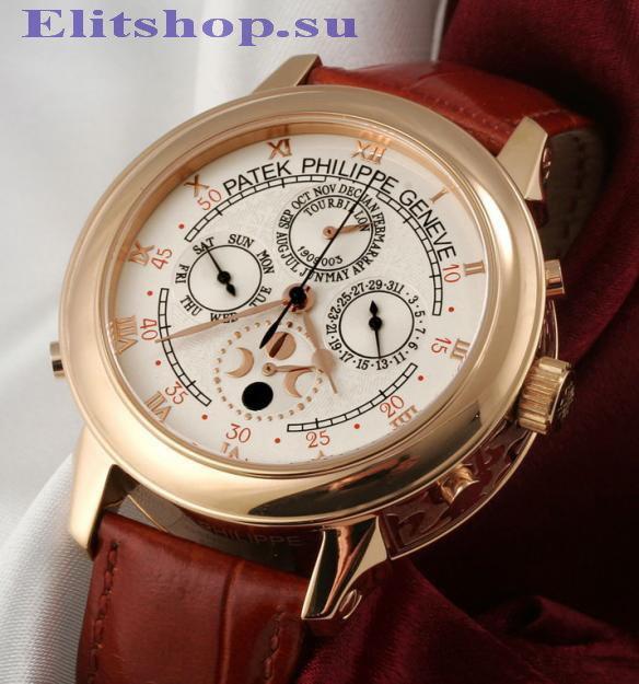 Часы мужские Рatek Philippe Sky Moon | Купить в интернет магазине брендовой молодежной одежды Elitshop.su