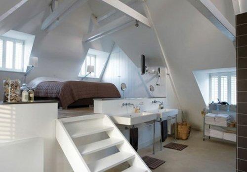 Дизайн мансардной спальни: фото, идеи оформления, рекомендации | Строительный портал