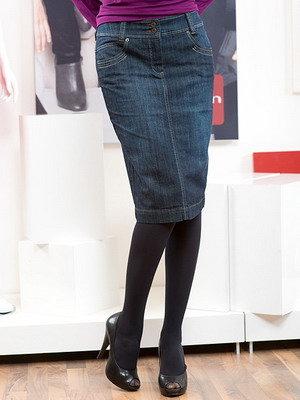 Джинсовые юбки 2016: фото модных длинных и коротких моделей