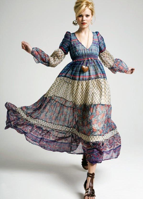этнический стиль в одежде 1