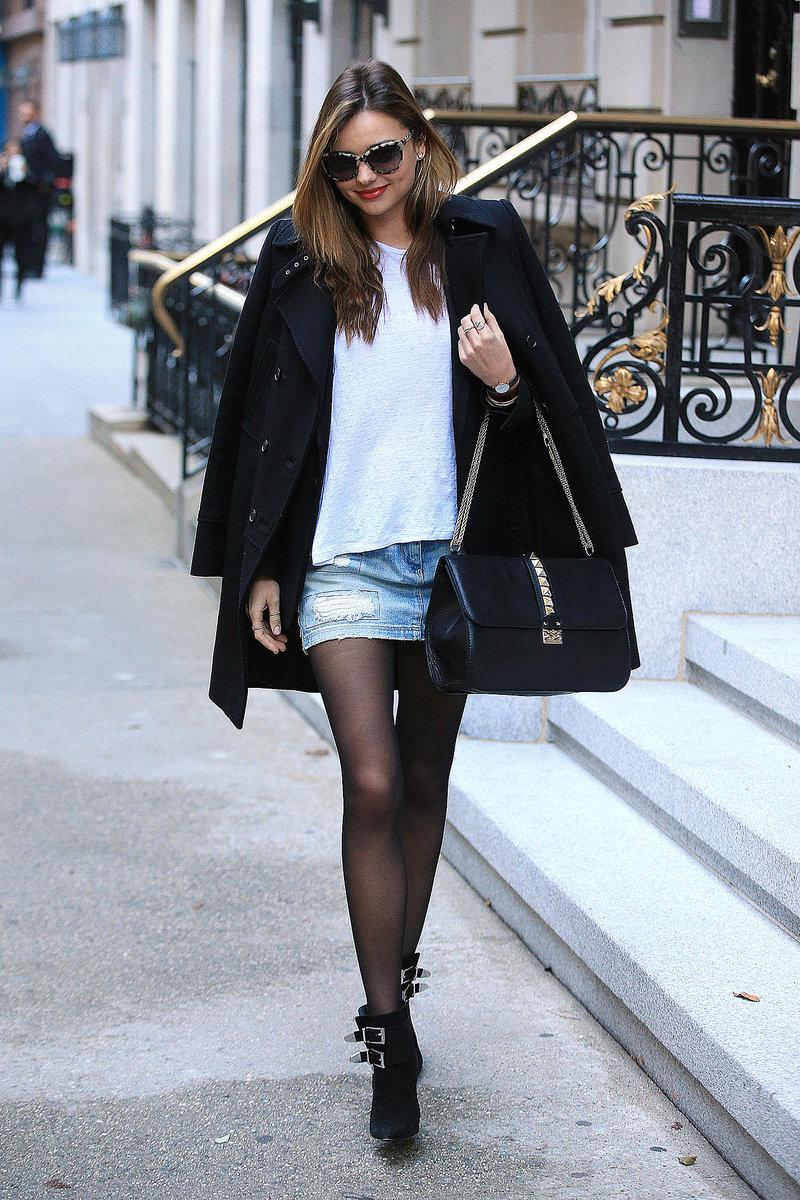 Фото джинсовые короткие юбки