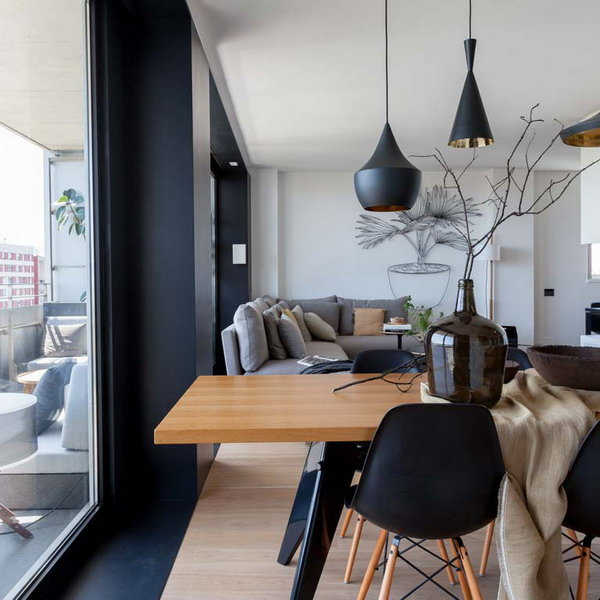 Идеи интерьера, нестандартные украшения стен