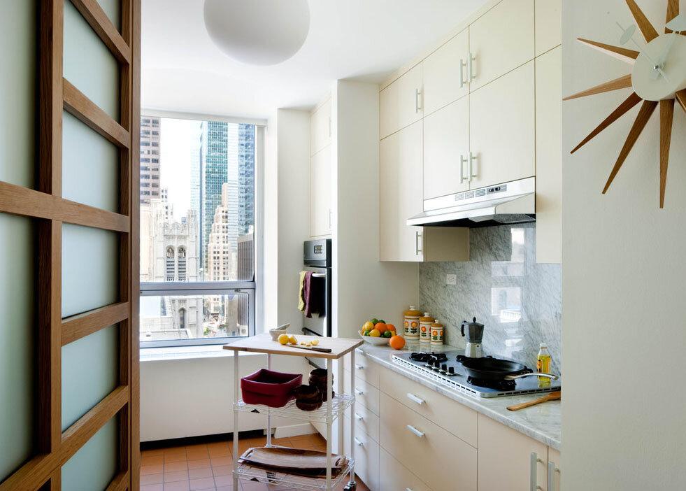 Интерьеры маленьких кухонь на 33 фото с решениями дизайна