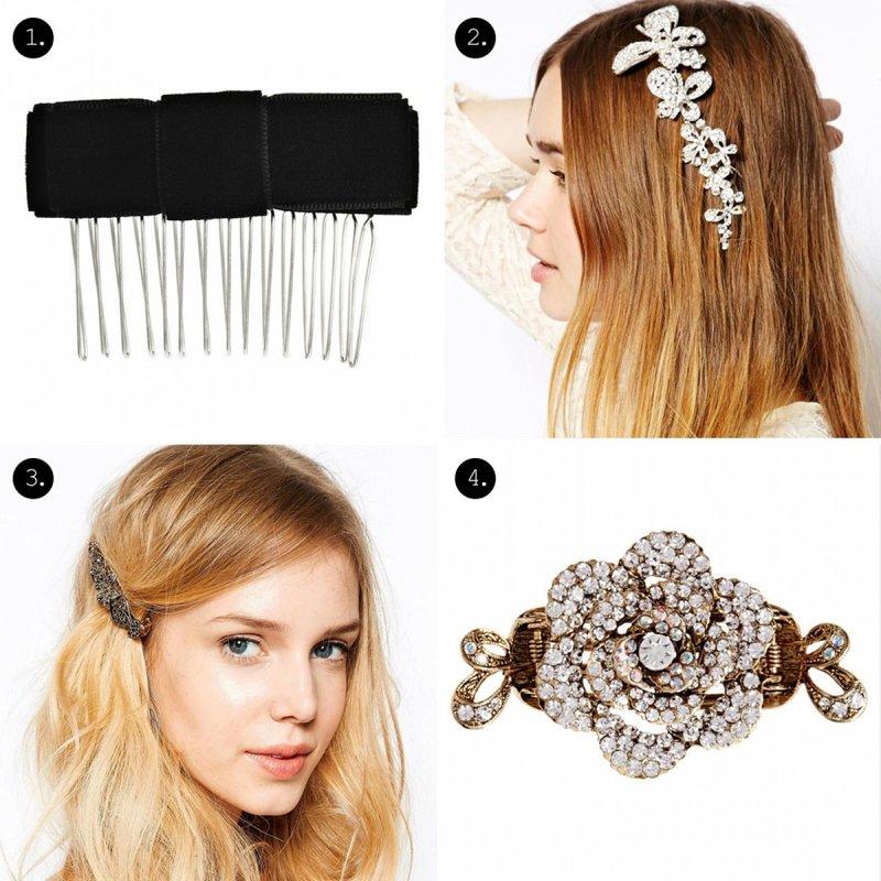 Как носить аксессуары для волос :  / фото 14