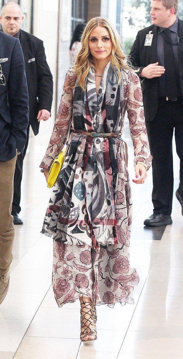 Как носить шарфы в 2015 году: самый модный тренд - Ladiesvenue