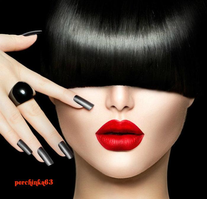 как правильно красить губы - Самое интересное в блогах