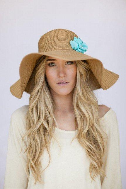 Коллекция летних пляжных шляп и шляпок фото подборка - 3 Июля 2015 - Прически, Стрижки 2015-2016 - Модные красивые прически и стрижки 2015-2016 фото видео