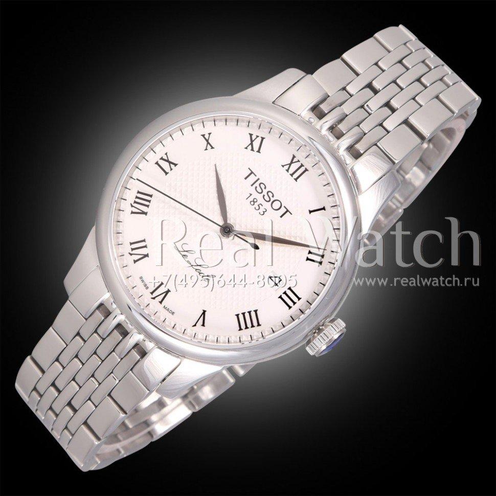 Копии швейцарских часов Tissot Le Locle (Арт. 052-023) по цене 6 999,39 руб. в интернет магазине RealWatch.ru