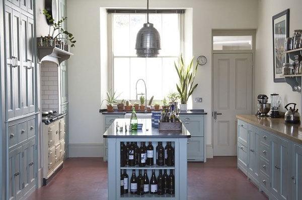 Кухонный остров: фото и примеры использования в интерьере