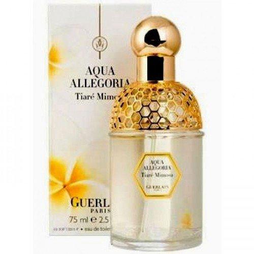 Купить духи Guerlain Aqua Allegoria Tiare Mimosa - отзывы туалетная вода Герлен Аква Аллегория Тиаре Мимоза, парфюм