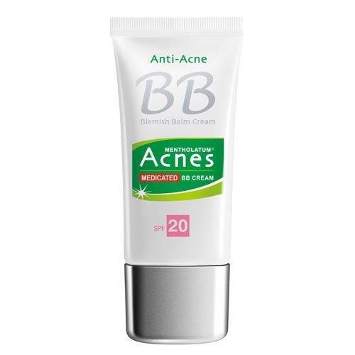 Mentholatum Acnes BB Cream купить в Москве