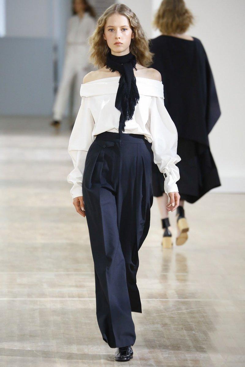 Модные женские брюки весна-лето 2016: фото-подборка актуальных моделей | Fchannel.ru