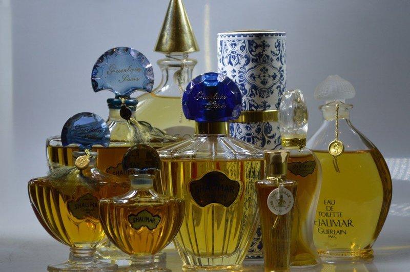 Музей Парфюмерии - Магазин Винтажа - Купить Винтажные Духи Shalimar Guerlain