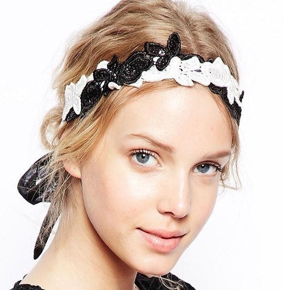 Обручи или ободки для волос: как выбрать и носить, а также как сделать своими руками?