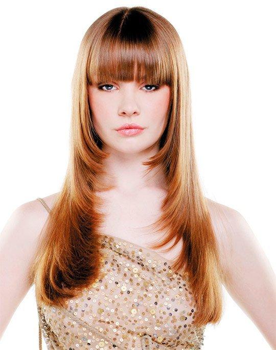 Прически на длинные волосы 65 фото модного сезона
