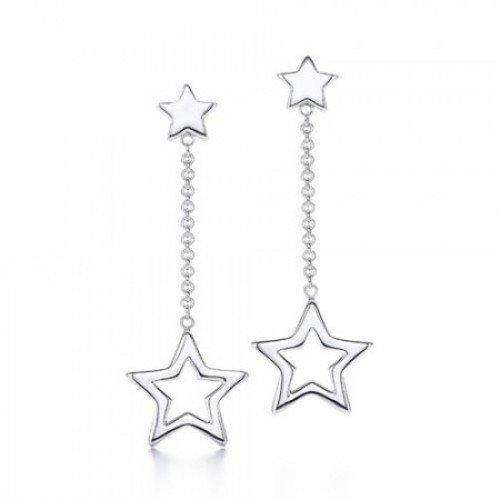 Серьги Tiffany Star Drop Earrings :: Серьги