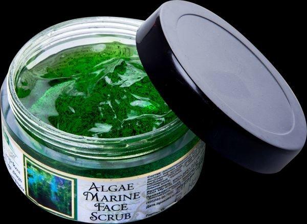 Скраб для лица с морскими водорослями (Algae Marine Face Scrub)