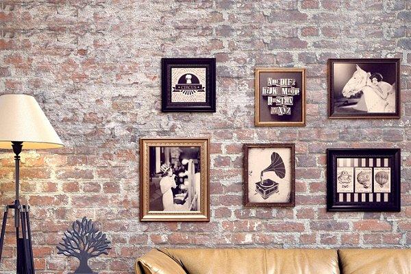 Стильные идеи для декорирования стен (Фото)