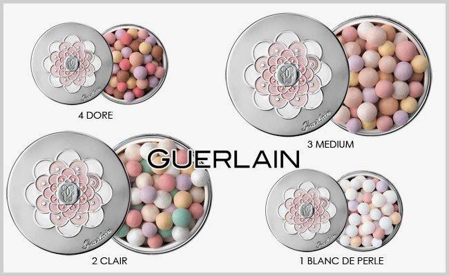 Весенняя коллекция макияжа от Guerlain Meteorites Blossom 2014 - фото