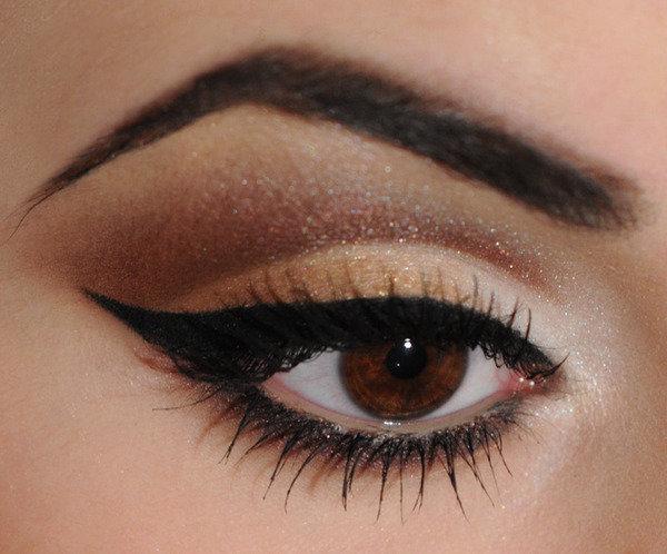 восточный макияж глаз фото | Фотоархив