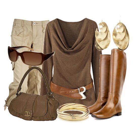 Женские брюки - с чем носить осенью и зимой