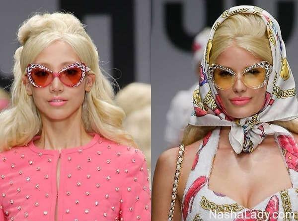 Женские очки 2015 – модный атрибут лета - Наша Леди