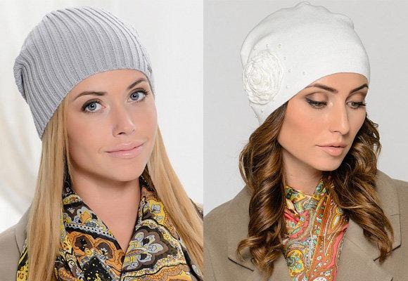 Женские шапки - мода 2016 + 150 фото