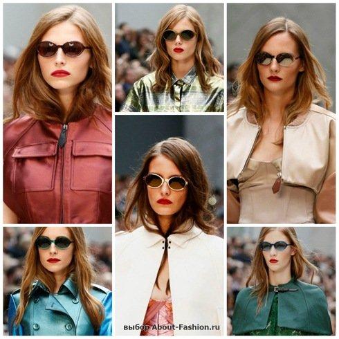 » Женские солнечные очки | Мода 2015: ABOUT-FASHION.RU