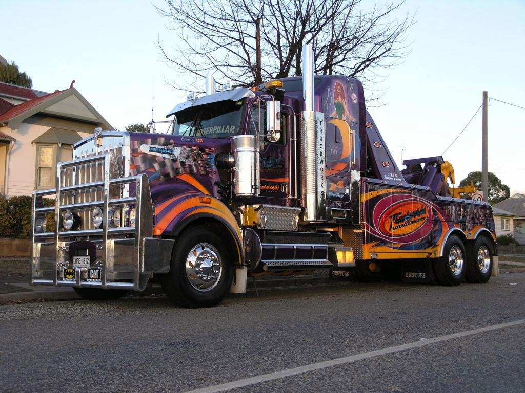 Картинки крутых грузовиков