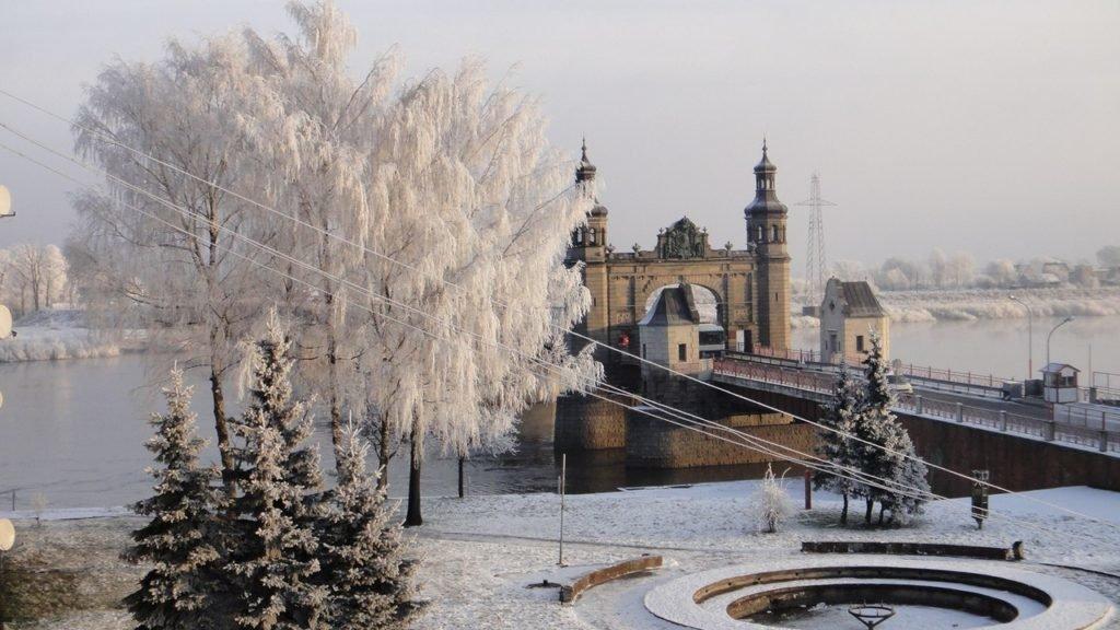 этом калининград в феврале фото природе