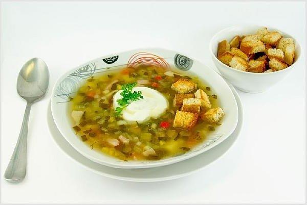 классический суп рассольник рецепт с фото