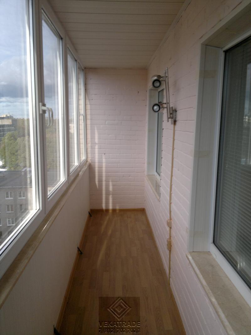 """Отделка балкона панелями пвх"""" - карточка пользователя elena.."""