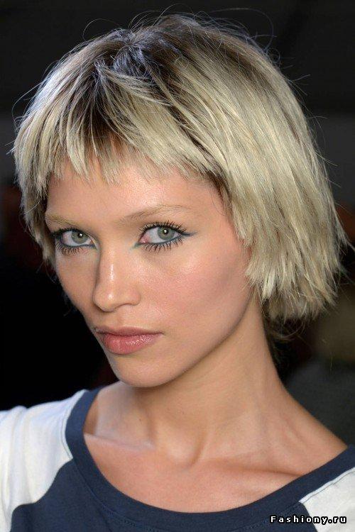 Основные требования к стрижкам для тонких волос.
