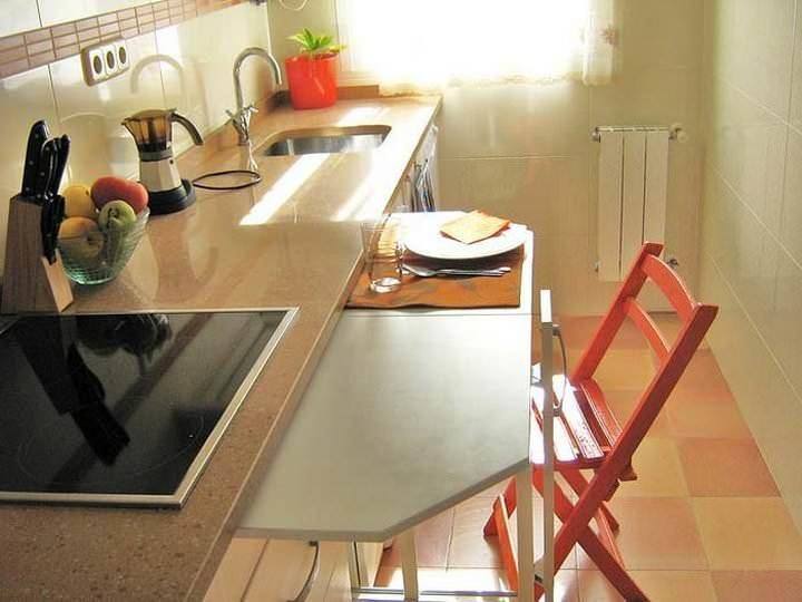 Эргономика кухни: высота шкафов, стола и столешницы от пола.