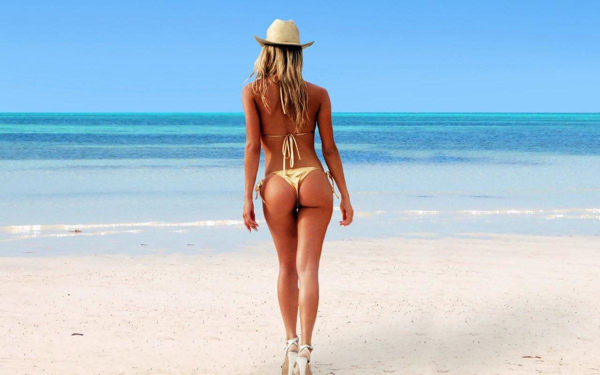 Попки ножки лето пляж