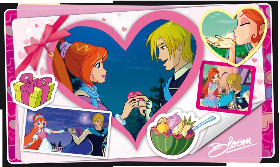 Кота про, винкс открытка 14 февраля
