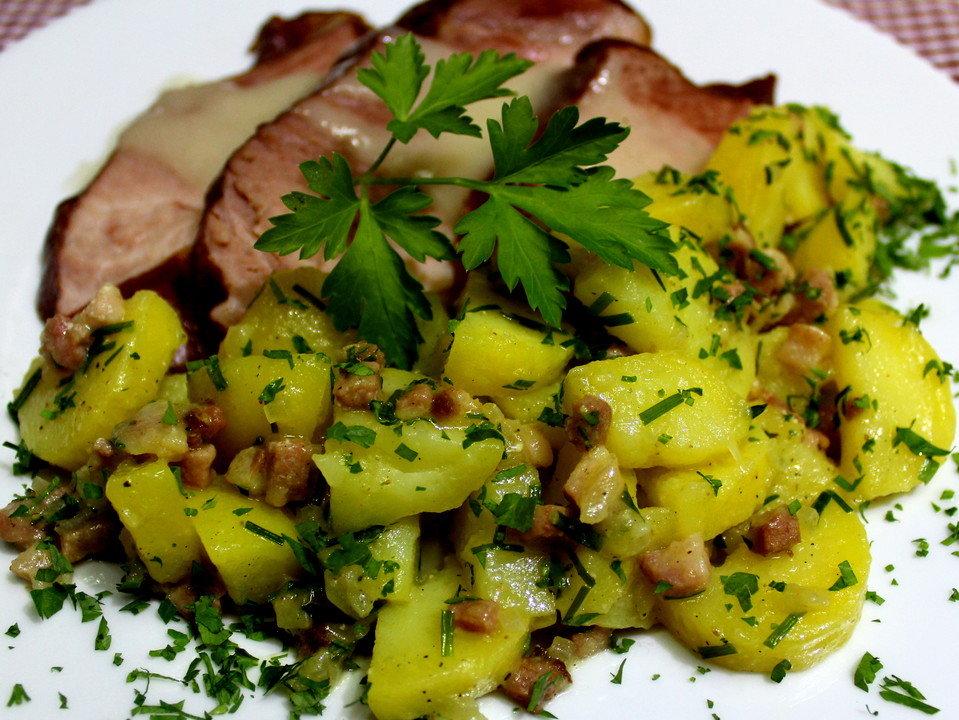 Картинки картошка с салатом