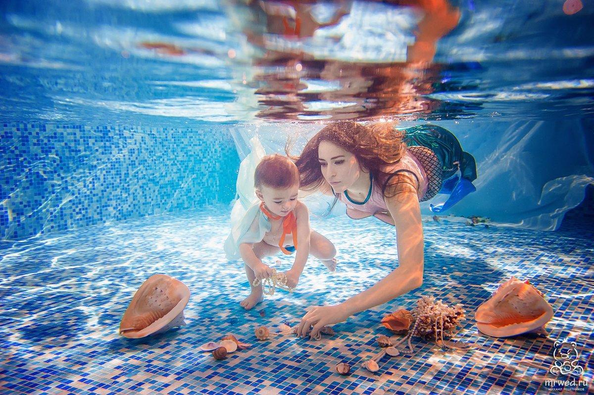 мастер-класс сборке фотосессии на воде тематика бесконечность выходит моды
