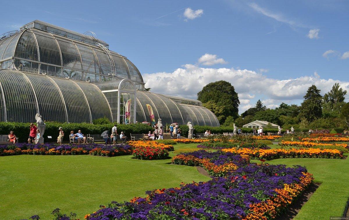 ботанический сад великобритании