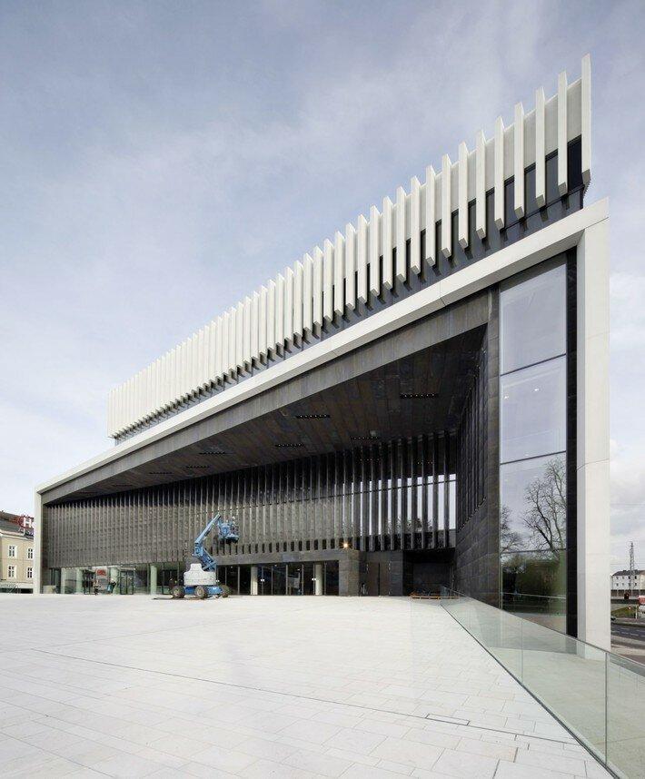 Оперный театр, Линц, Австрия