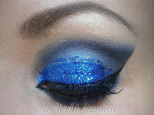 Новогодний макияж к году синей деревянной лошади «Заветное желание» - Макияж - Красота и здоровье - Статьи - Мелочи жизни