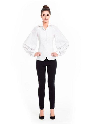 6c4445abcf1 47 карточек в коллекции «Женская блузка с пышными рукавами (весна-лето  2017)» пользователя tiqra11068 в Яндекс.Коллекциях