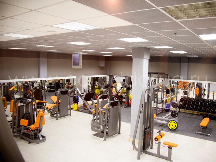 Фитнес-клуб «Hard Gym»