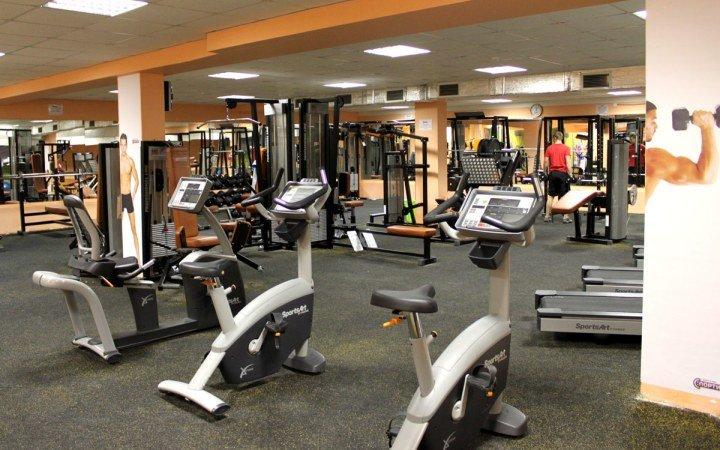 Фитнес клубы Одессы