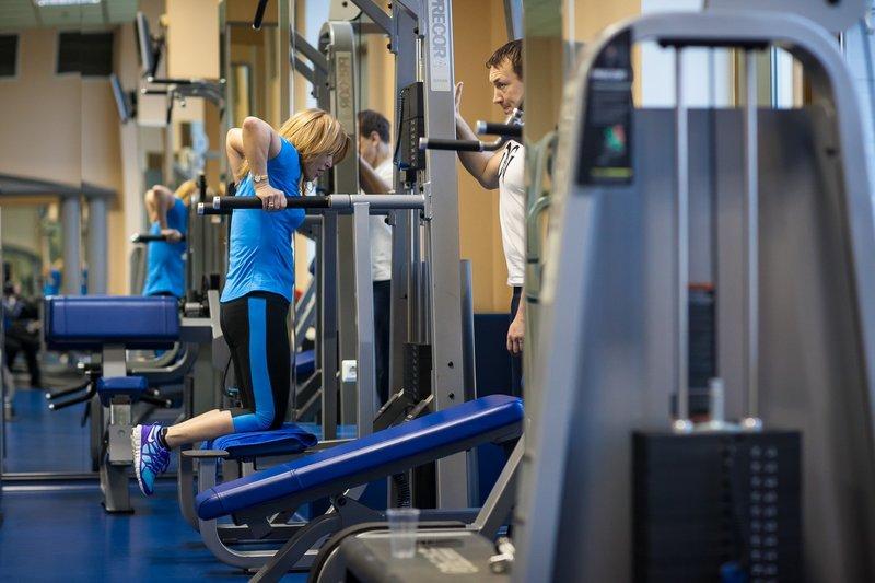 Спа-комплекс и фитнес-центр в Санкт-Петербурге | Талион Империал Отель в Санкт-Петербургe