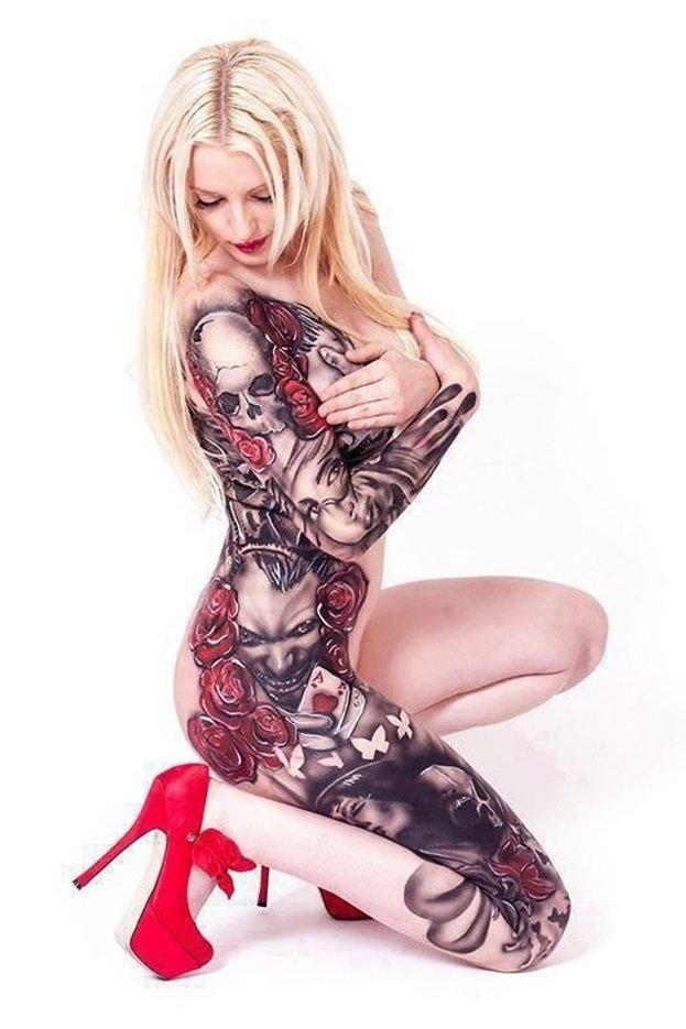 тату на боку женские на портале Tattoorussia.ru