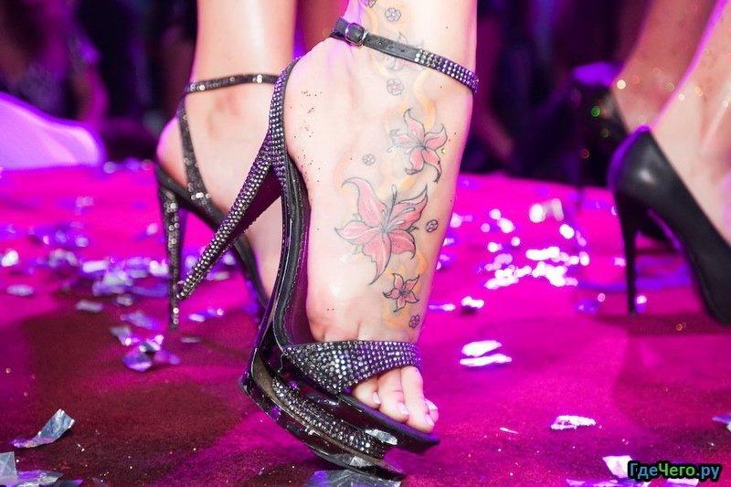 Татуировки для девушек, женские татуировки фото стр. 1. Фото тату и их значение.