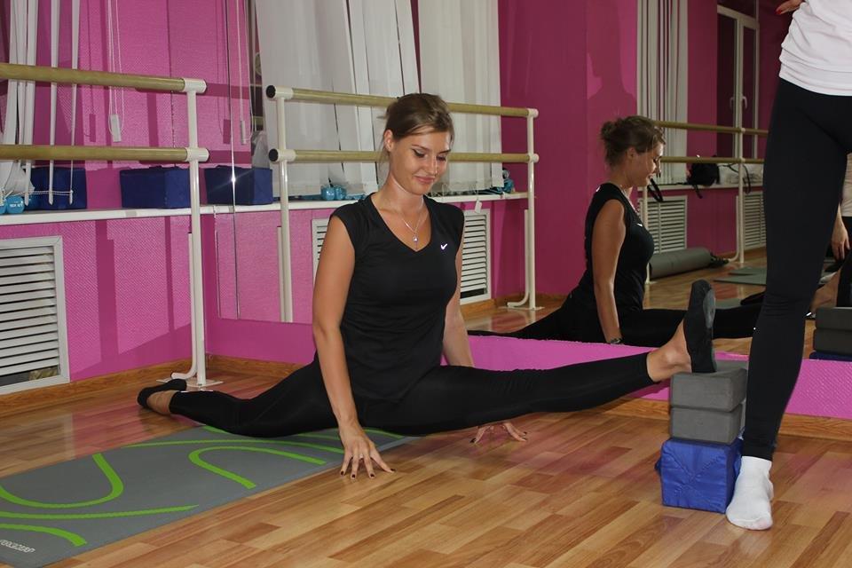 Центр танца и фитнеса Виктории Харитоновой