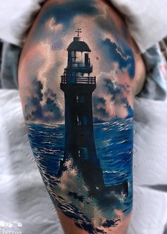 Тысяча чертей, какая татуировка